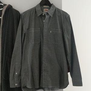 Levi's Commuter Grey shirt